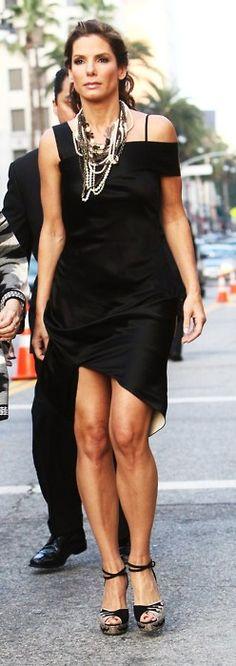 "welovesandrabullock: "" Sandra Bullock Fashionista @luvrumcake """