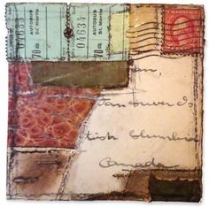 """Collage Mixed Media 