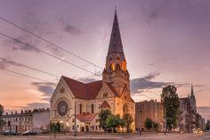 Poland, Cathedral, City, Building, Travel, Bridal, Google, Blog, Viajes