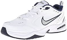 DURABLE AND VERSATILEThe Nike Air Monarch IV (Extra Wide) Lifestyle/Gym Shoe delivers lightweight cushioning, solid support and excellent traction for rigorous training on the field and in the gym.ComfortThe Nike Air Monarch IV Training Shoe is the ult Nike Air Monarch, Women's Shoes, Nike Shoes, Golf Shoes, Shoes Men, Roshe, Mens Nike Air, Nike Men, Yeezy