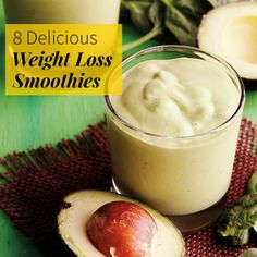 8 Delicious Weight-Loss Smoothies