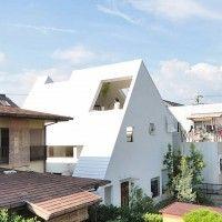 Montblanc House by Studio Velocity in Okazaki, Japan...