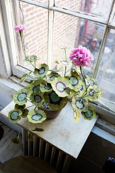 John Derian at Home in New York City « the selby :variegated geranium | Geranium bij mij in de #vensterbank