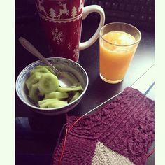 Petit déjeuné vitaminé by lulu.sile