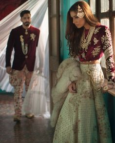 "Thank you, come again. — lipstick-bullet: ""All the Raj"" bridal collection..."