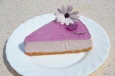 Si te gustan los caramelos violeta tienes que probar esta tarta
