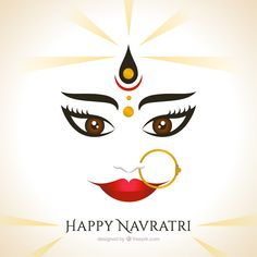 Navratri Pictures, Navratri Wishes Images, Happy Navratri Wishes, Happy Navratri Images, Maa Durga Photo, Durga Maa, Durga Goddess, Maa Image, Image Hd