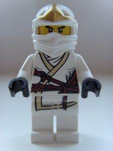 LEGO Ninjago Hidden Sword Minifigure