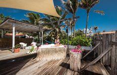The spa at Sorobon Beach Resort Bonaire.
