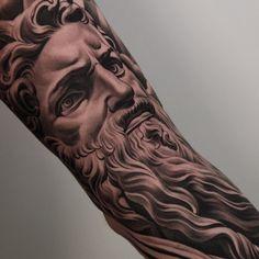 Los Tatuajes de Jun Cha