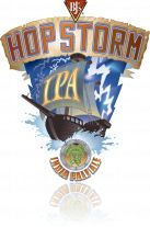 """BJ's Hopstorm® IPA (6.5% ABV) A decent, nicely balanced American-Style IPA. Perfect for that first """"after-work"""" drink, especially if you work across the street and are looking for a quick blast of bitter to get you in drinking mode."""