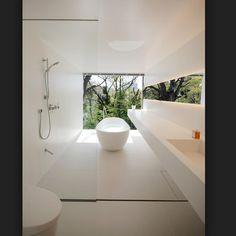 """""""All white #bathroom #inspire #instahome #decor #design #homedecor #homestyle #homedesign #instadesign #instadesign #decoraçao #banheiros"""""""