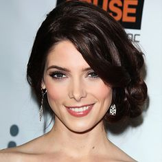 Ashley Greene - 2012 - Transformation - Hair - Celebrity Before and After