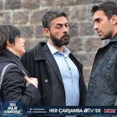 Mustafa, Nefes'i Eyşan'a verecek mi?  #SenAnlatKaradeniz yeni bölümüyle Çarşamba 20.00 'de #atv 'de  @sinegrafofficial @atvturkiye