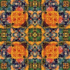 blumenmeer Art Print