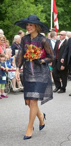 King Willem-Alexander and Queen Maxima State visit Canada day 1