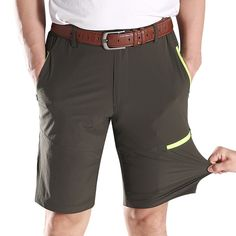 42cee5322d86 Amazon   Lega Men s Relaxed Fit Stretch Quick Dry Work Shorts