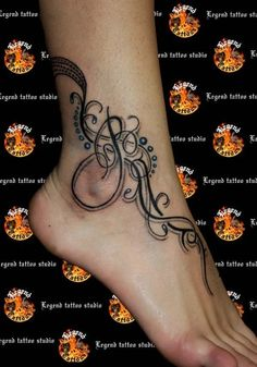Foot Tattoos for Women Gallery | _foot_tribal_tattoo_legendtattoo.com_legend_tattoo_studio_foot_tattoo ...