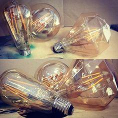 NEW vintage products   #lights #led #light #bulb #vintage #madeinitaly #company#italy