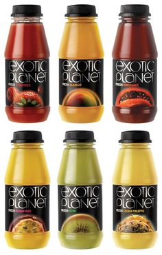 Exotic Planet. Great name, great packaging PD.