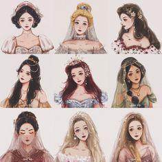 Disney Artwork, Disney Fan Art, Disney Fun, Disney Stuff, Disney Magic, Disney Princesses And Princes, Disney Princess Drawings, Disney Princess Art, Disney Drawings