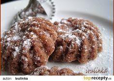 Vánoční Cukroví recept - ořechové tlapky - TopRecepty.cz