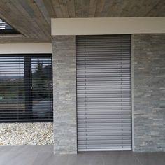 Venkovní žaluzie - realizace Hustopeče Home, Doors, House Siding, Ad Home, Homes, Haus, Houses