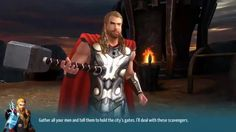 Thor: TDW - The Official Game E02 Walkthrough GamePlay Android Game  Thor: TDW - The Official Game Gameloft Become Thor the God of Thunder in this official action-adventure game based on Marvels Thor: The Dark World theatrical film! NOTE: This game requires 1.6 GB of free storage space in order to install. If the download does not start in Google Play it may be because there is not enough free space on the device. Malekith the lord of the Dark Elves and ancient enemy of Asgard leads a revolt…
