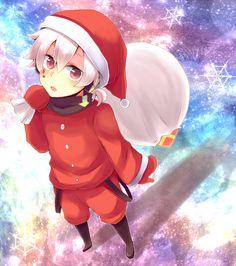 271 best Christmas images on Pinterest   Manga anime, Anime girls ...