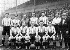 Poster Print-Sheffield Wednesday F. - Season Poster sized print made in the USA Back Row, Front Row, Sheffield Wednesday Football, Local Studies, Sheffield City, G Photos, Football Team, The Row