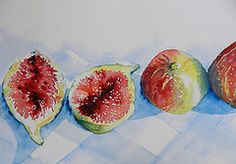 Figs (Self-offering) - detail (Cristina Dalla Valentina) Tags:
