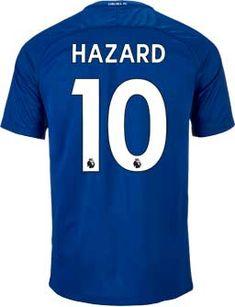 4f29b268509caf Nike Eden Hazard Chelsea Home Jersey 2017-18 | SoccerMaster.com. Soccer  Master