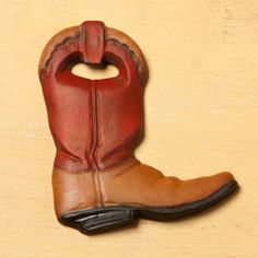 Big Sky Carvers Boot Bottle Opener by Big Sky Carvers - Demdaco. $13.00. Made from cast iron. Cast iron boot bottle opener. Great detail and color! 3.75W X 4.75H From Big Sky Carvers Big Country Collection. Big Country, Big Sky, Home Kitchens, Cast Iron, Bottle Opener, Kitchen Dining, Detail, Boots, Color