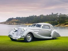 Incredibly Rare Classic Cars: 1937 Horch 853 Voll & Ruhrbeck Sport Cabriolet