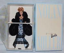 1999 Nolan Miller EVENING ILLUSION Barbie Doll Mattel MIB NRFB MINT NEW in Box