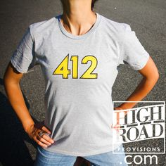 Pittsburgh pride!  HighRoadProvisions.com - - - - Garments | Goods | Giving
