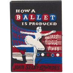 OLYMPIA LE TAN Women's How Ballet Is Produced Book Clutch - Black ($779) ❤ liked on Polyvore featuring bags, handbags, clutches, black, embroidered purse and embroidered handbags