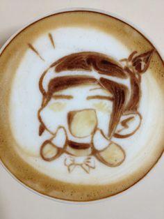 Latte art www.coffeegot.com