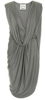 Drape dress <3
