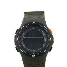 Tropez Ultima Digital Sports Watch - Green