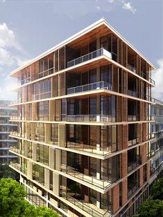 Apartment in Moda  Rendering , Visualisation, VRay, 3dmax, cg, Photoshop  www.quark-studio.com