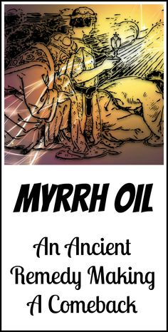 How myrrh essential oil can be used for natural pain relief and why this ancient remedy is so valuable today.