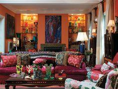 Sig Bergamin's house#interiordesign
