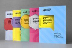 University of Arts London brochures