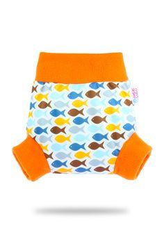 Goldfish – Pull-Up Cover   Petit Lulu