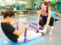 """""""Yoga instruction for children and adults with disabilities is increasing in popularity."""""""