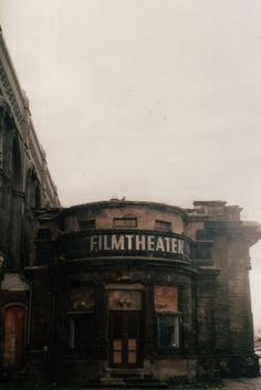 Old movie theater @Christina Mulholland ,,  love this