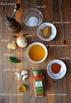 Indian spices for Keema