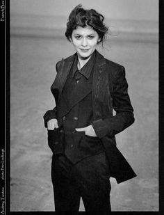 mirnaduerme: FOTOGRAFÍA - Audrey Tautou por Peter Lindberg