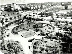 Kızılay parkı 1960